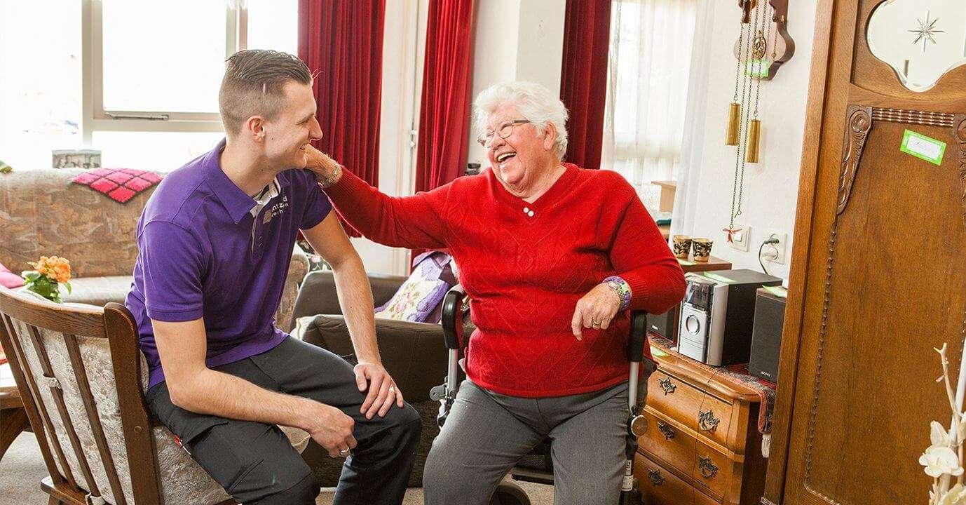 Seniorenverhuizing of zorgverhuizing? Bij verhuisbedrijf Ontzorgd Verhuizen voor senioren is uw eigen verhuisregisseur altijd uw aanspreekpunt