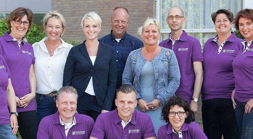 Ontzorgd Verhuizen - het team