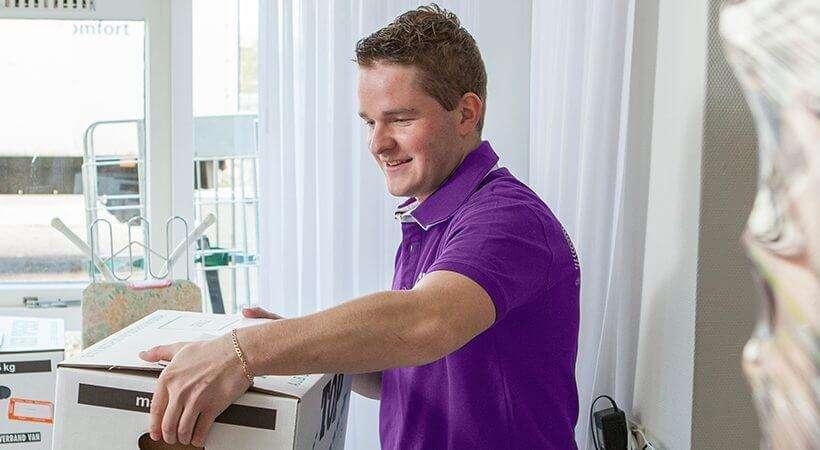 Ontzorgd Verhuizen - Hét verhuisbedrijf voor senioren - wij doen echt álles voor u