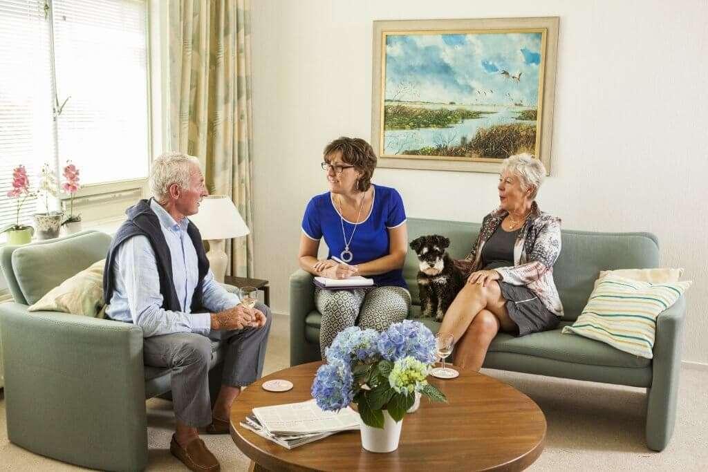 Kosten en mogelijkheden van Ontzorgd Verhuizen meteen helder in een gratis gesprek bij u thuis