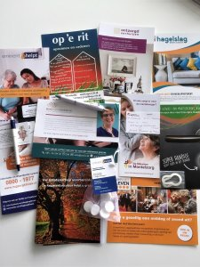 In de goodiebag van Ontzorgd Verhuizen vindt u een gevarieerd aanbod van geselecteerde dienstverleners voor ouderen.