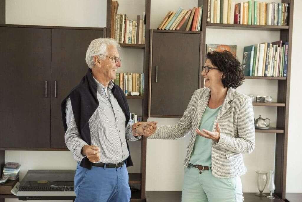 Ontzorgd Verhuizen - verhuisbedrijf voor senioren. Onze persoonlijke service is gratis!